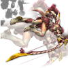 【MHX】弓上位装備はマフモフSが基本?