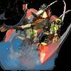 【MHXX】(双剣)体験版・ブレイヴスタイルとブシドースタイルの比較。