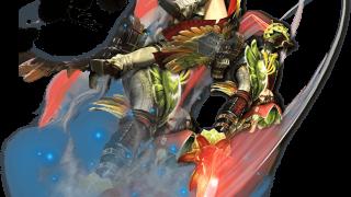 【MHX】(装備)ディノS装備と双剣の相性