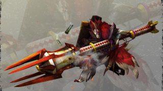 【MHXX】(ガンランス)睡眠時は爆弾・竜撃砲・覇山竜撃砲(たこやき)どれが一番ダメージが大きい?