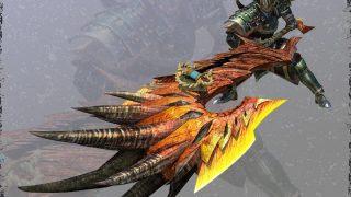 【MHXX】(スラッシュアックス)斧モードの立ち回りが新鮮なスラアクのブレイヴスタイル。果たして火力は。。
