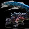 獰猛な重竜骨が出やすいかも「黒く燃える灼熱の刃」(獰猛化ディノバルド)【MHXX】(イベクエ)